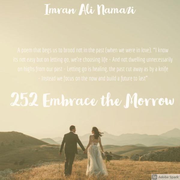 Embrace the Morrow
