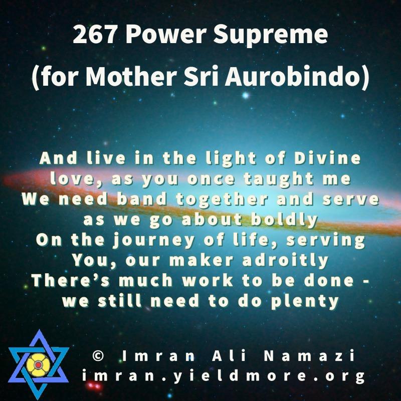 Power Supreme